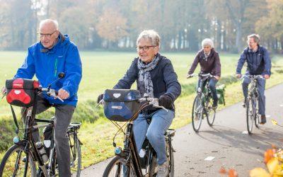 Cursus Fietsvalpreventie: fietst u mee?
