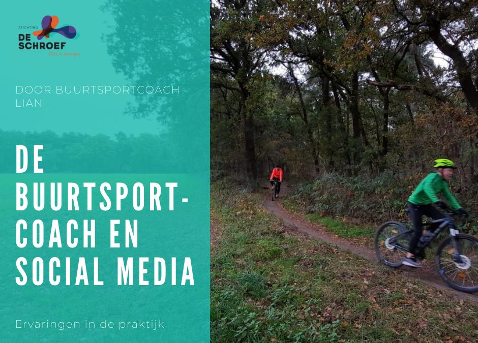 Blog: de buurtsportcoach en social media