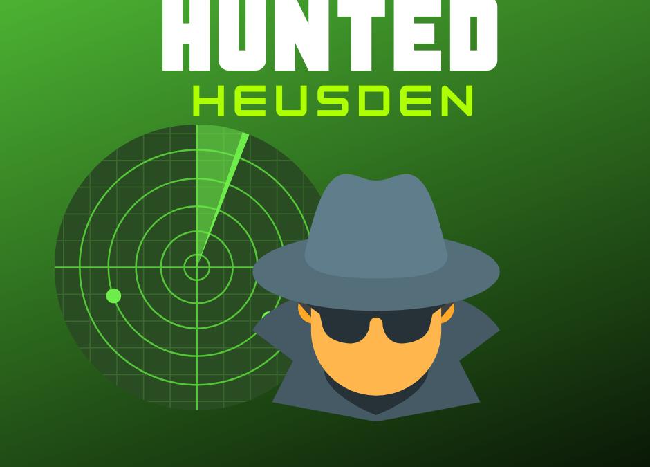 Hunted; buiten jagen op criminelen met je mobieltje