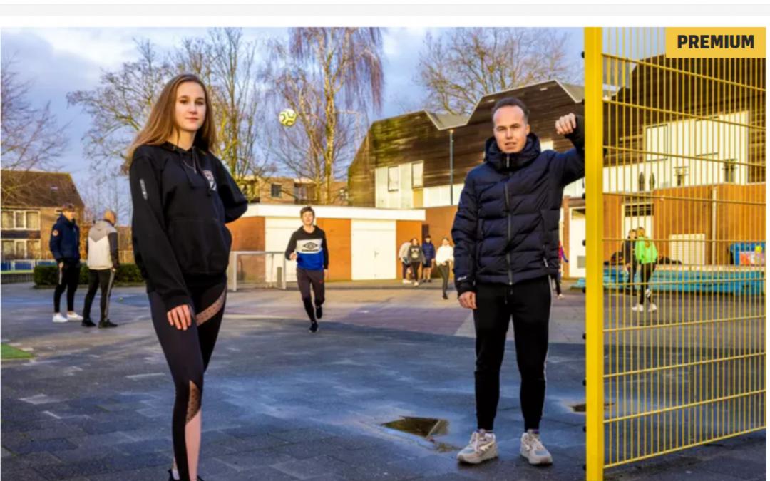 Interview met Angel en Dani over HeusdenPopUp